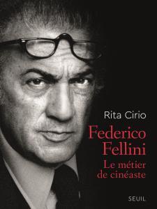 couverture Federico Fellini, Le Métier de cinéaste