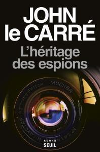 Couverture de l'ouvrage L'Héritage des espions