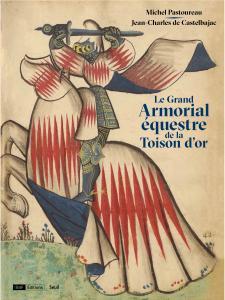 couverture Le Grand Armorial équestre de la Toison d'or