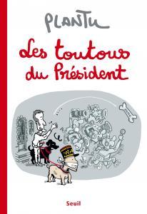 couverture Les Toutous du Président
