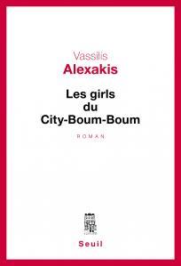 couverture Les Girls du City-Boum-Boum