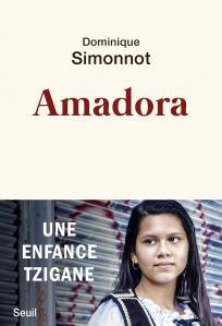Couverture de l'ouvrage Amadora