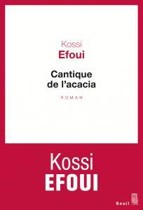 Couverture de l'ouvrage Cantique de l'acacia