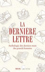 couverture La Dernière lettre