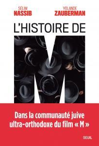 couverture L'Histoire de M
