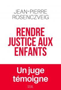 couverture Rendre justice aux enfants
