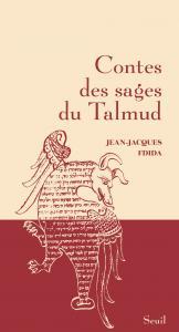 couverture Contes des sages du Talmud