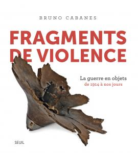 couverture Fragments de violence