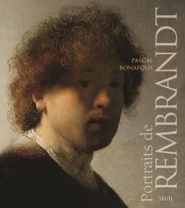 couverture Portraits de Rembrandt