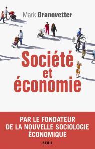 couverture Société et économie