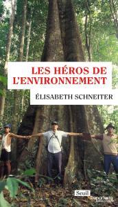 couverture Les Héros de l'environnement