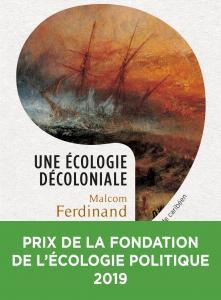 couverture Une écologie décoloniale