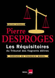 couverture Les Réquisitoires du Tribunal des flagra...
