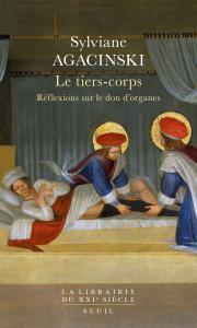 couverture Le Tiers-Corps