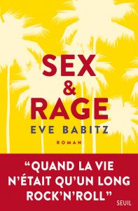 couverture Sex & Rage