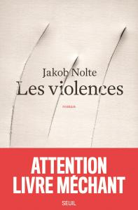 couverture Les Violences