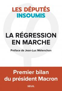 couverture La Régression en marche