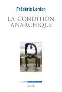 couverture La Condition anarchique