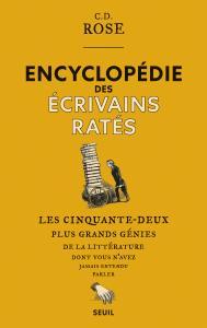 couverture Encyclopédie des écrivains ratés