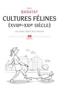 couverture Cultures félines (XVIIIe-XXIe siècle)