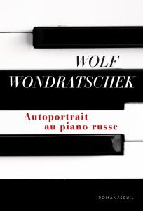 couverture Autoportrait au piano russe