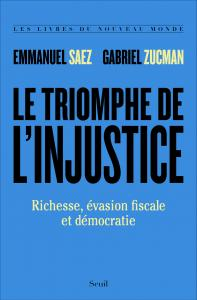 couverture Le Triomphe de l'injustice