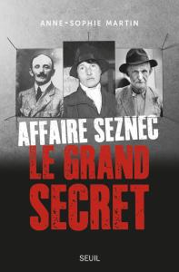 couverture Affaire Seznec