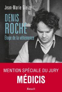 couverture Denis Roche