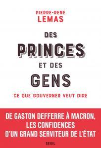 couverture Des princes et des gens