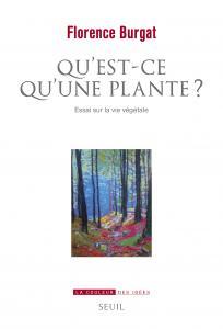 couverture Qu'est-ce qu'une plante ?