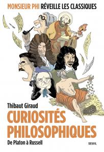 couverture Curiosités philosophiques