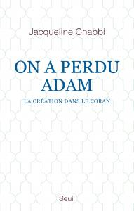 couverture On a perdu Adam