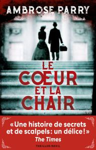couverture Le Coeur et la Chair