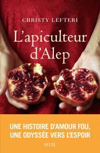 couverture L'Apiculteur d'Alep