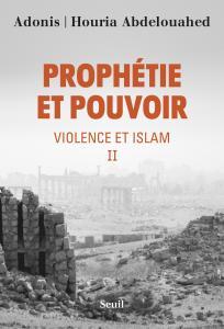 couverture Prophétie et pouvoir