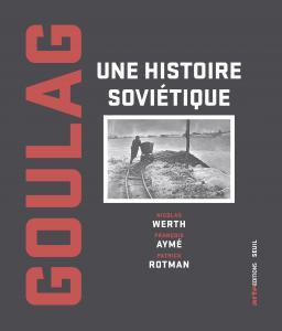 couverture Goulag