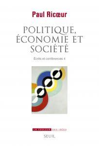 couverture Politique, économie et société