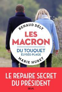 couverture Les Macron du Touquet-Élysée-plage
