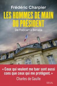 couverture Les Hommes de main du président