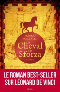 couverture Le Cheval des Sforza