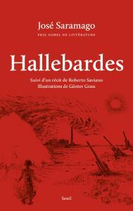 couverture Hallebardes