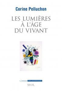 couverture Les Lumières à l'âge du vivant