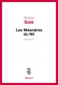 couverture Les Méandres du Nil