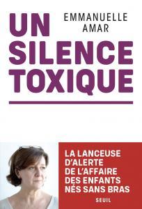 couverture Un silence  toxique