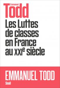couverture Les Luttes de classes en France au XXIe ...
