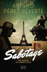 couverture Sabotage
