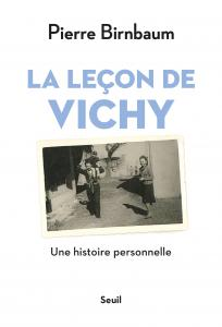 couverture La Le?on de Vichy
