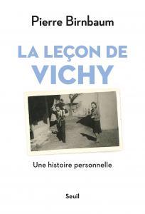 couverture La Leçon de Vichy