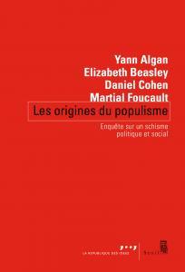 couverture Les Origines du populisme