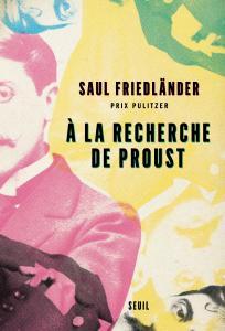couverture A la recherche de Proust
